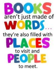 book arent just words