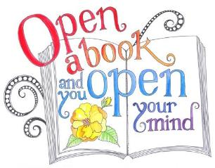 open book open mind