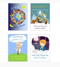 pass on the faith books image
